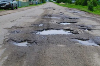 bad road ulyanovo